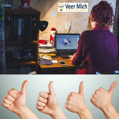 welcome to Veer Mich Digital consultants facebook advertising