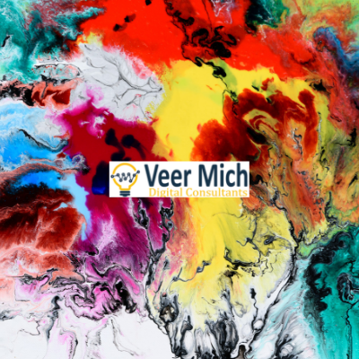 welcome to Veer Mich Digital consultants graphics design