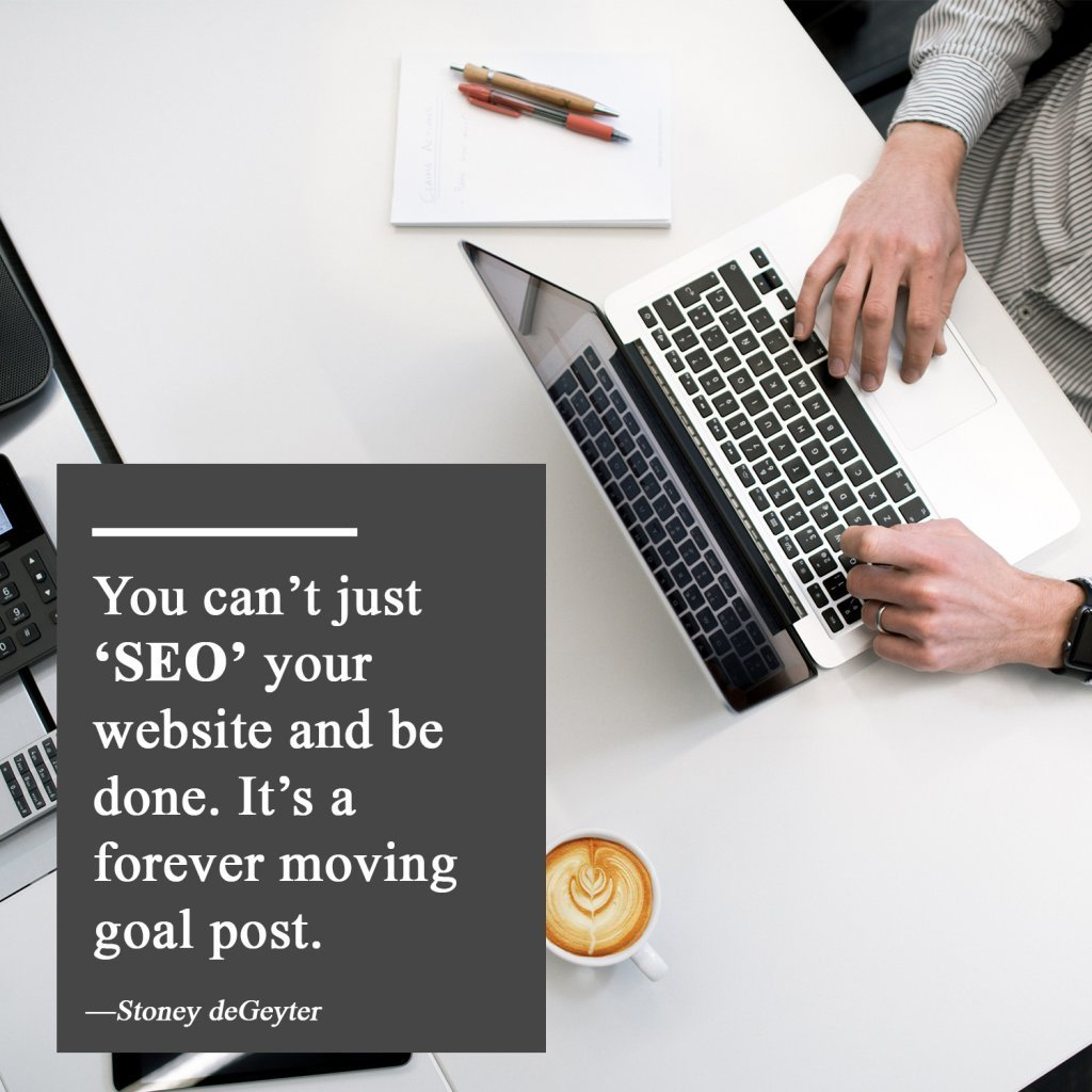 Veer Mich SEO services